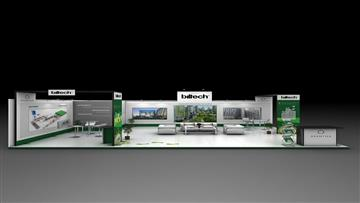 6x10 exhibition stand