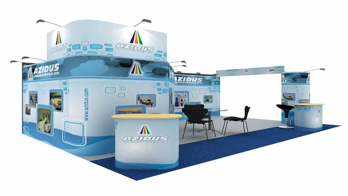6mx4m Exhibition Stands
