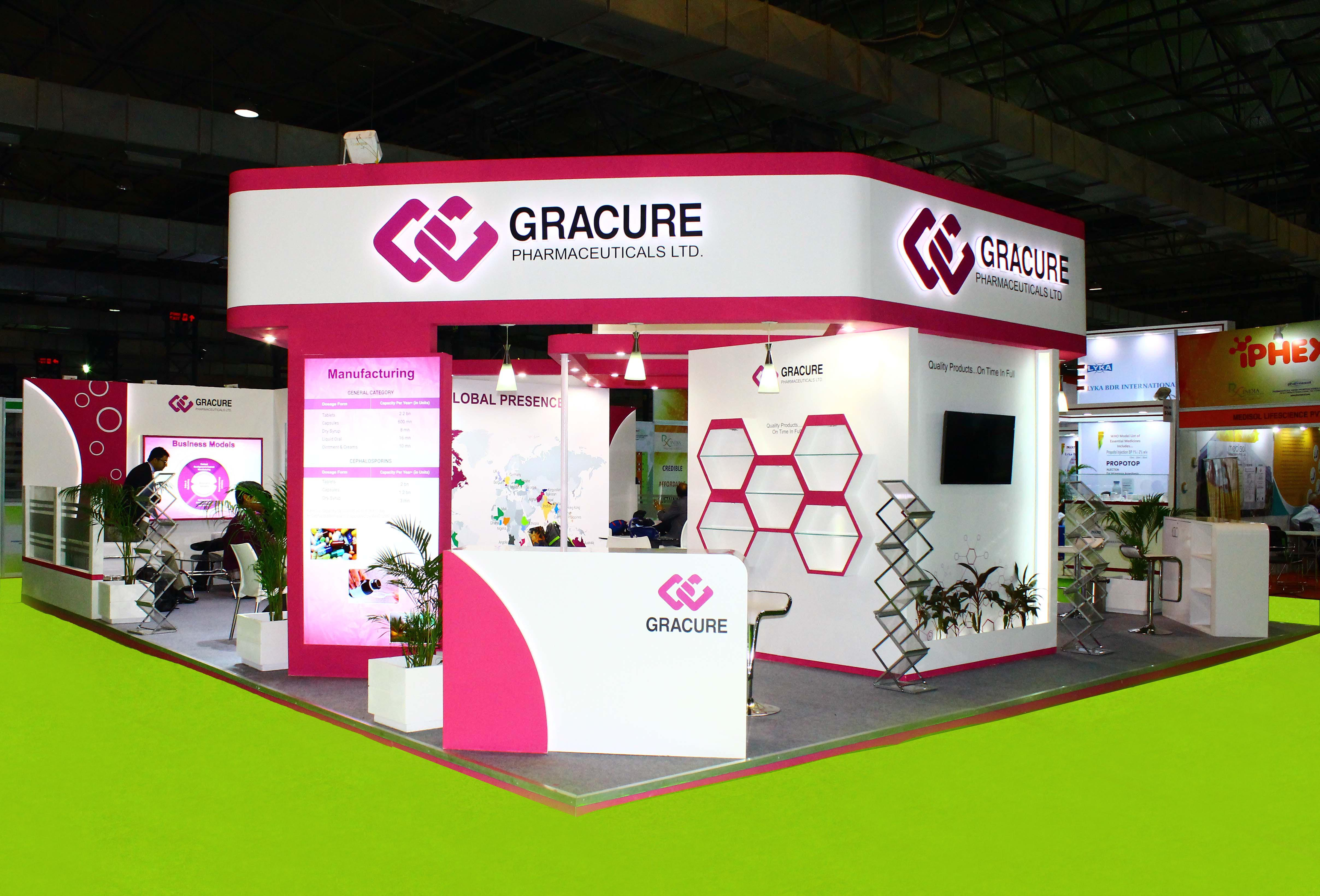 Exhibition Stall In Usa : Custom exhibition stall design portfolio