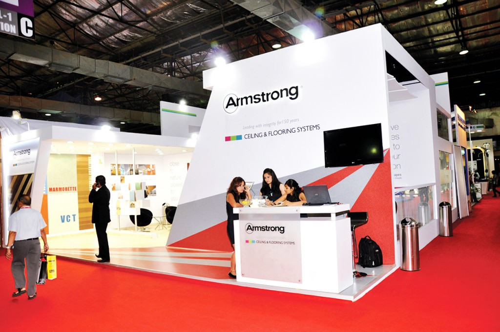 Design Your Exhibition Stand : Ways to embed exhibition stand design your small and