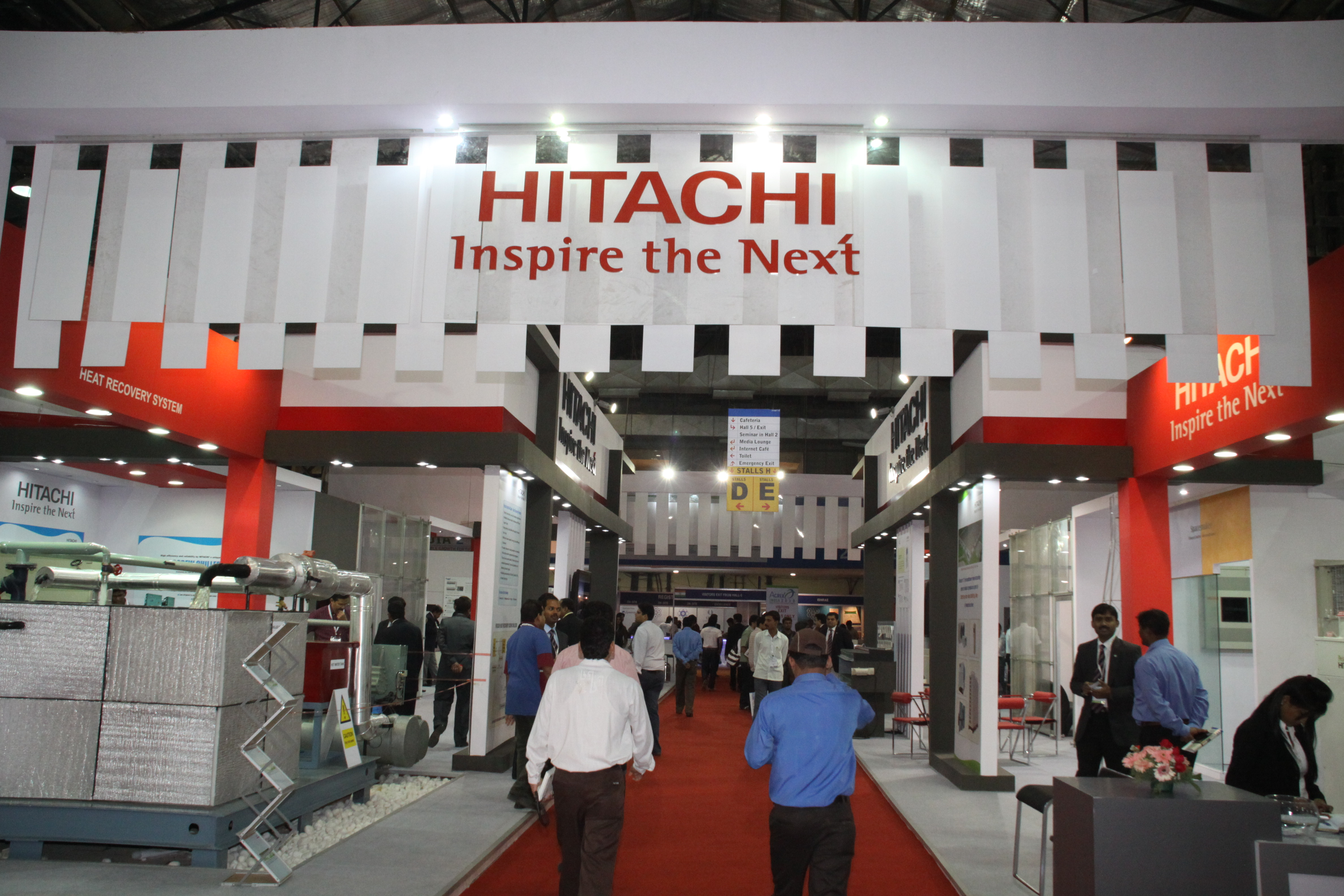 Exhibition Stall In Bangalore : Exhibition stand design for insta exhibition