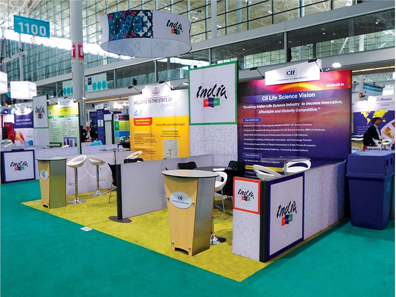 Modular Exhibition Stands Tall : Modular exhibition stalls the perfect pick for smes and