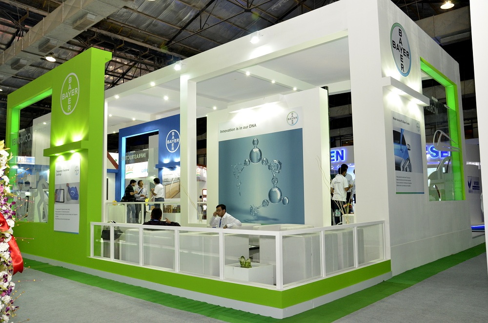 Exhibition Stall Design For Jewellery : Paint india exhibition and conference