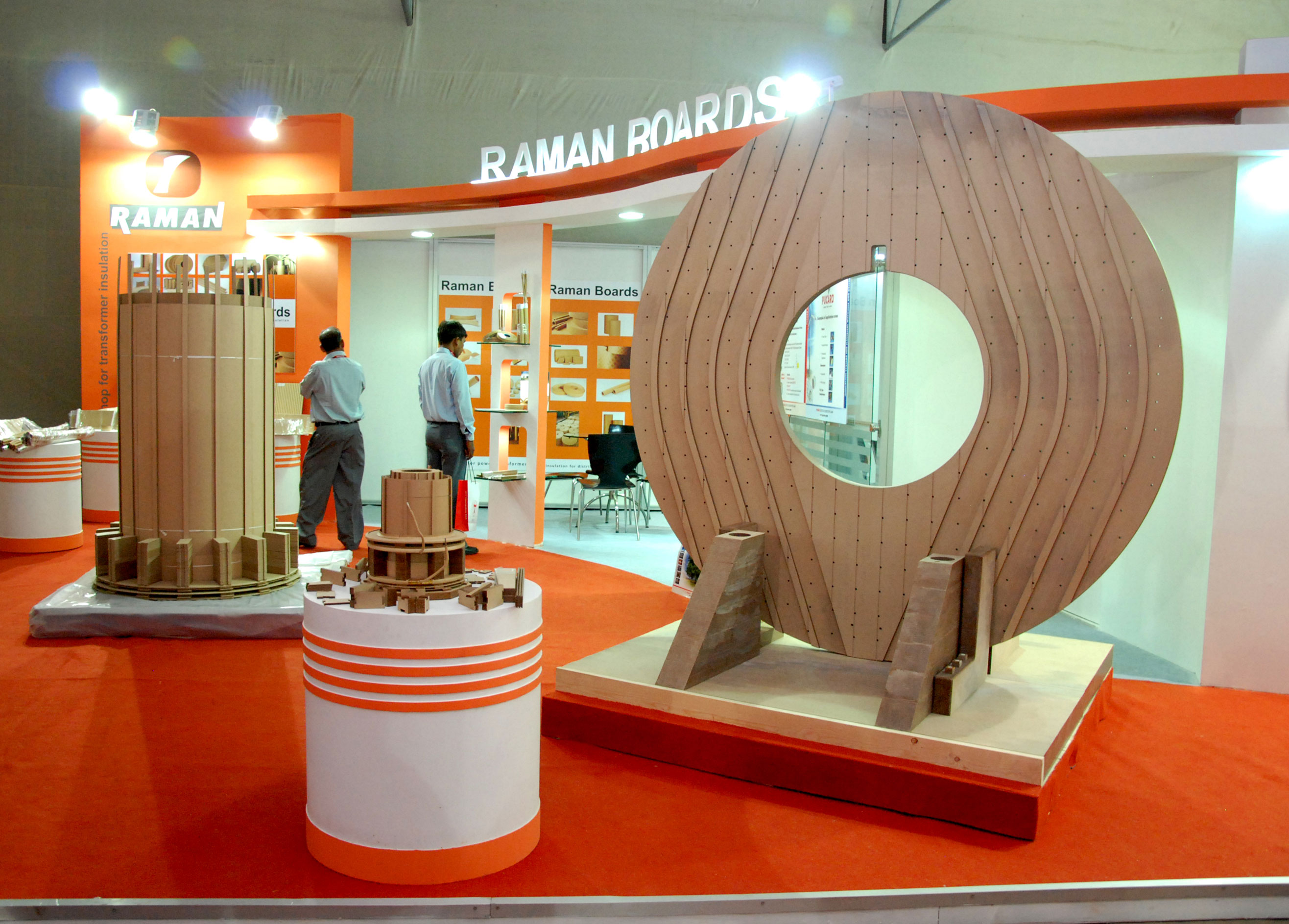 Exhibition Stand Circle : How to design an exhibition stand