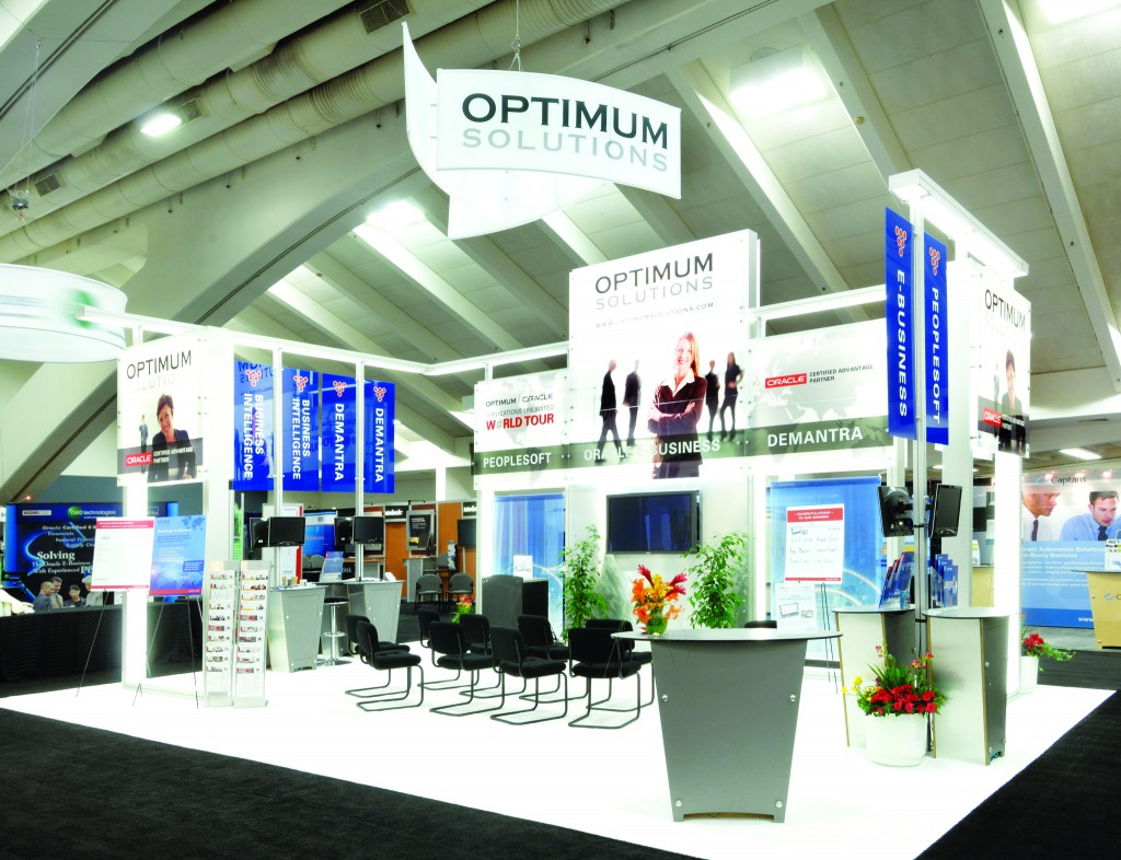Design Your Exhibition Stand : Instil your exhibition stand design in the minds of your visitors