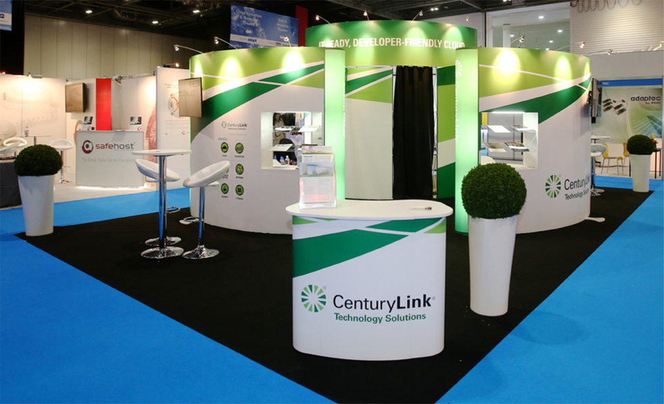 Simple Exhibition Stall : Simple and effective ways of going green with your exhibition