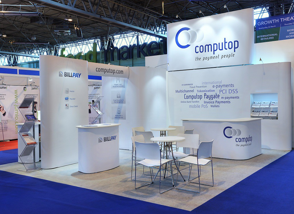 Exhibition Stall Names : How to connect with your customer at an exhibition