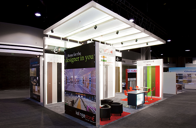 New Exhibition Stand Design : The new age exhibition stand design