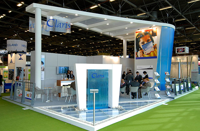 Exhibition Booth Decoration : Few helpful tips on exhibition booth decoration ideas