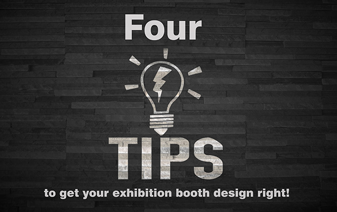 Tips to Get your exhibition booth design right