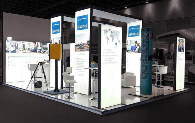 Modular Exhibition Stands : Modular exhibition stands taking the industry by storm