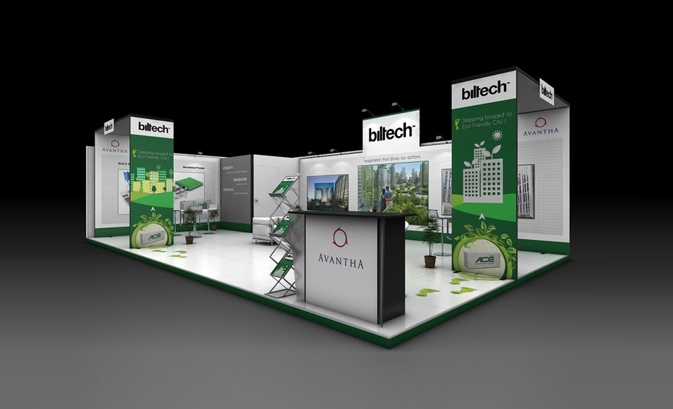 Modular Exhibition Stand Quotes : Modular exhibition systems and exhibit