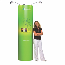 Towerfix Column for Portable Exhibition stall