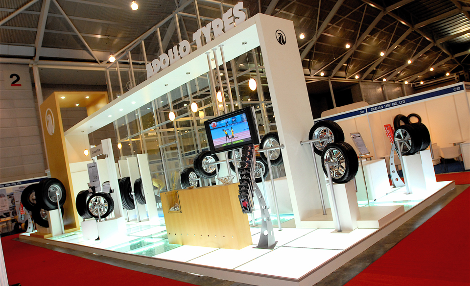 Exhibition Stall Photos : Exhibition stall designs for automotive industry