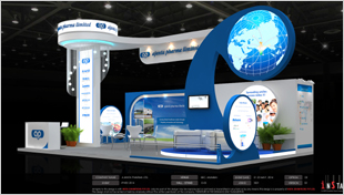 Exhibition Stall Designs For Automotive Industry