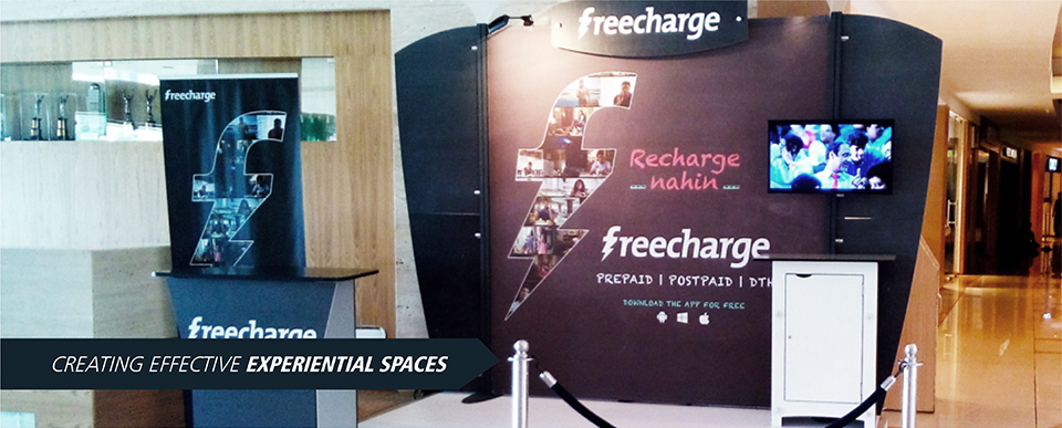 Brand Promotion for Freecharge