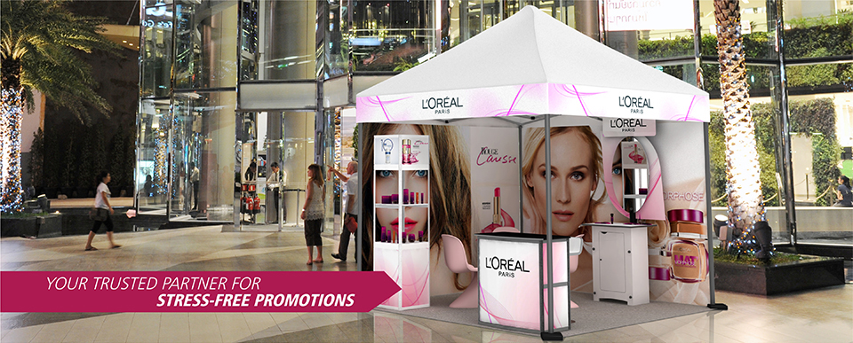 Brand Promotion of L'Oreal