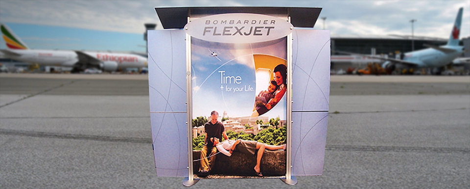 Bombardier Flex jet BTL Activities