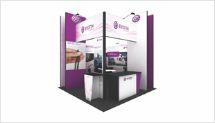 3x3m Modular Exhibition systems