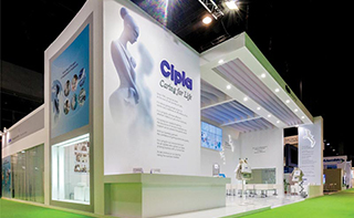 Innovative 3d Stall Design And Visualize 3d Exhibition