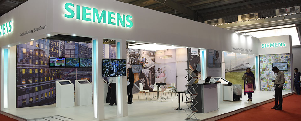 Exhibition Stall Hire : Exhibition stall design for elecrama fabricators