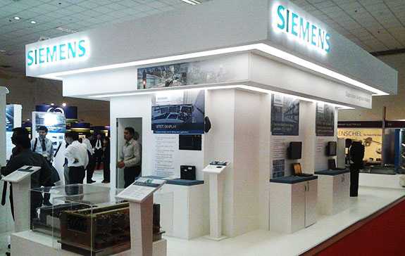 Exhibition Stall Suppliers In : Exhibition stall design for elecrama fabricators