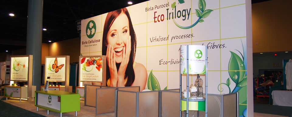 Exhibition Stall Banner : Exhibition stall designer and