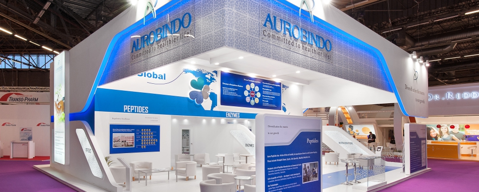 Exhibition Stand Designers of Aurobindo