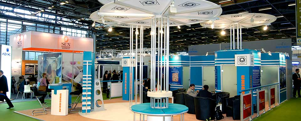 Custom Exhibition Stand Design : Creative custom exhibition stand india and stand design service