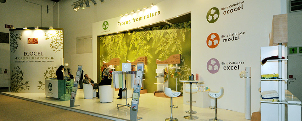 Exhibition Stall Background : Custom and modular exhibition stalls stands for
