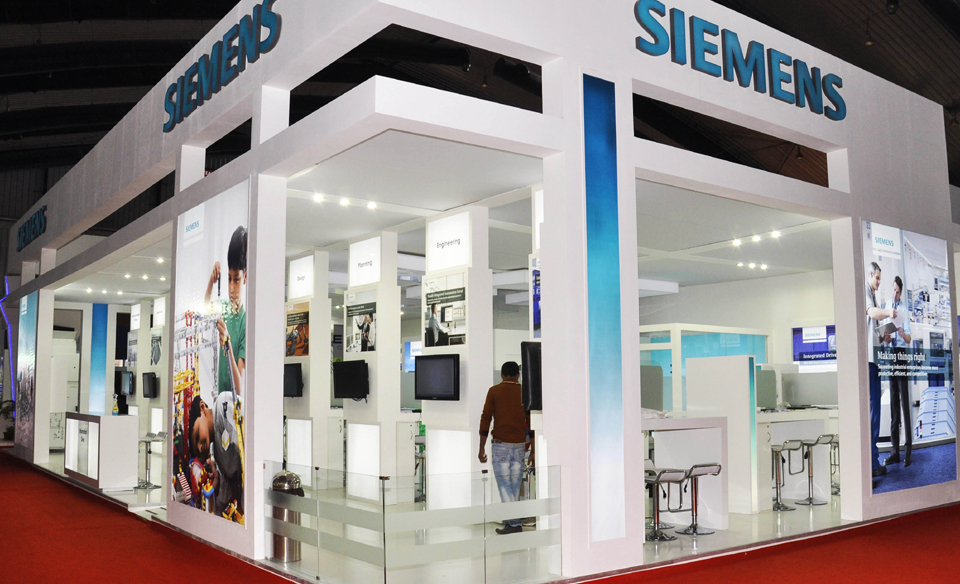 Exhibition Stall Banner Design : Exhibition stall designs for industry manufacturing