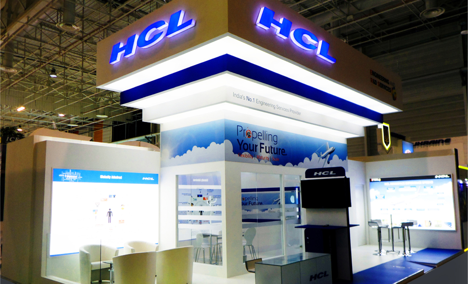 Exhibition Stall Designs D : Exhibition stall designs for technology and software