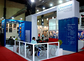Exhibition Stand Guidelines : Custom and modular exhibition stalls and stands for iws delhi