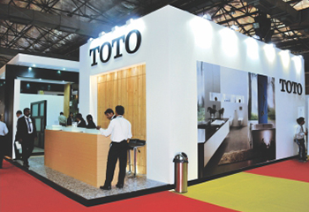 Exhibition Stall Height : Get exhibition solutions for different types of stalls in exhibition