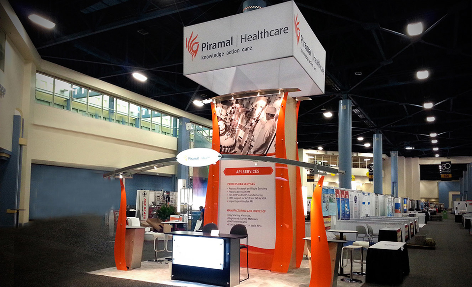 Exhibition Stall Layout : Exhibition stall designs for pharma & healthcare industries