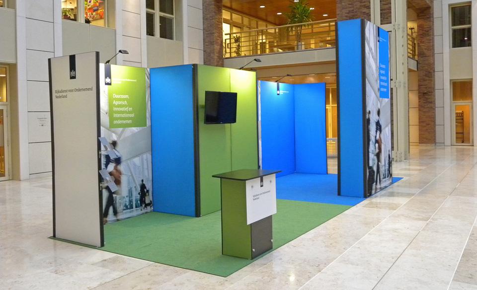 Portable Modular Exhibition Stands : Insta exhibitions india portable exhibition stall and