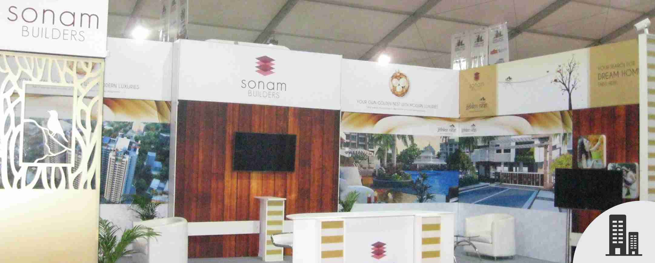Exhibition Stall Case Study : Case study for mala s fruits exhibition kit