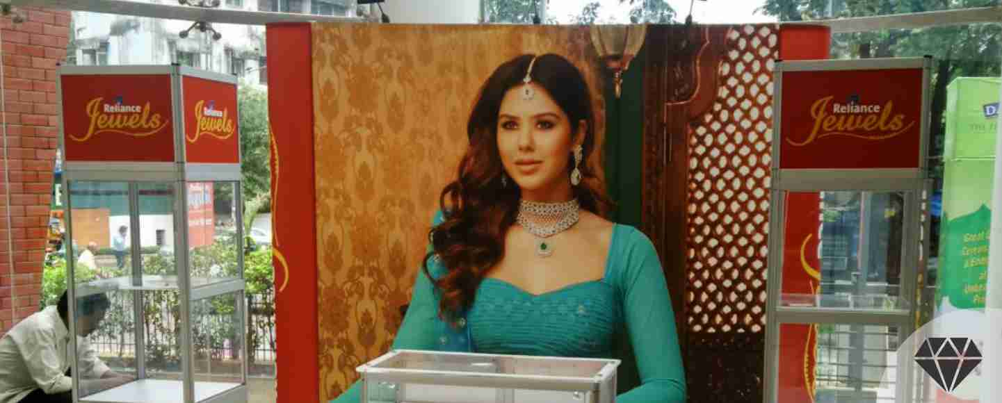 Reliance Jewels Brand Activation
