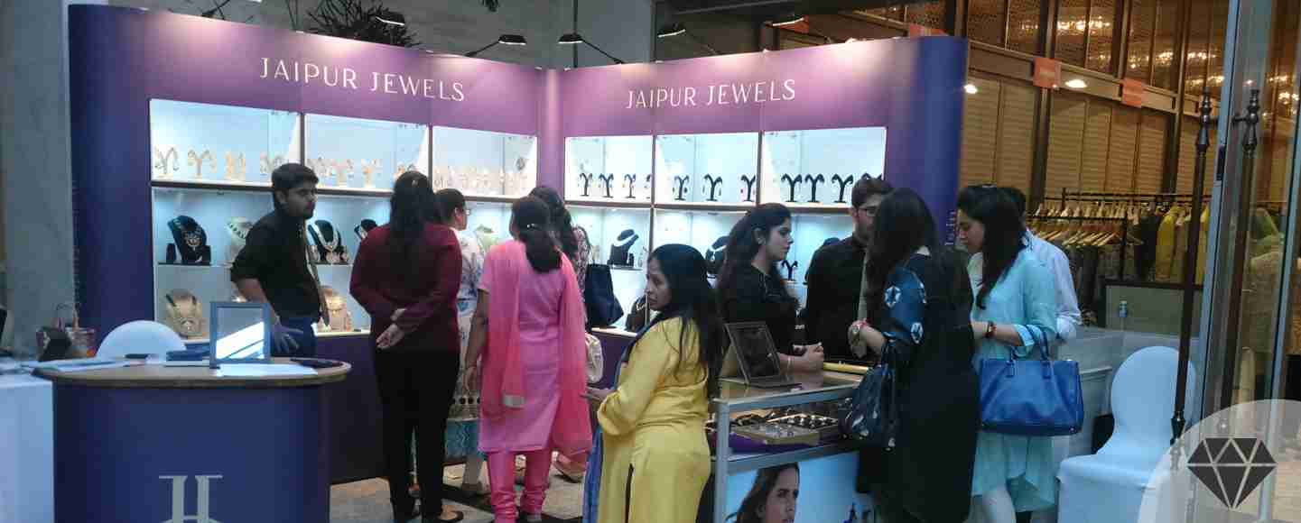 Jaipur Jewels Brand Activation by Insta