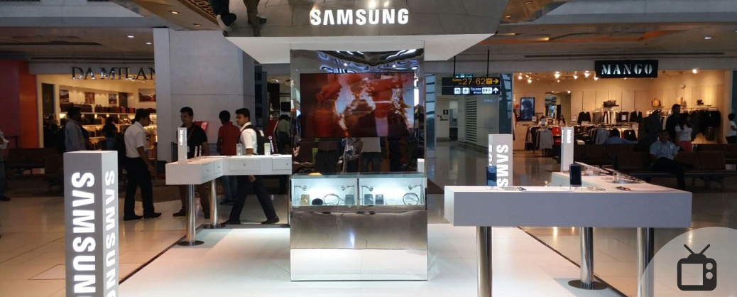 Samsung Brand Activation