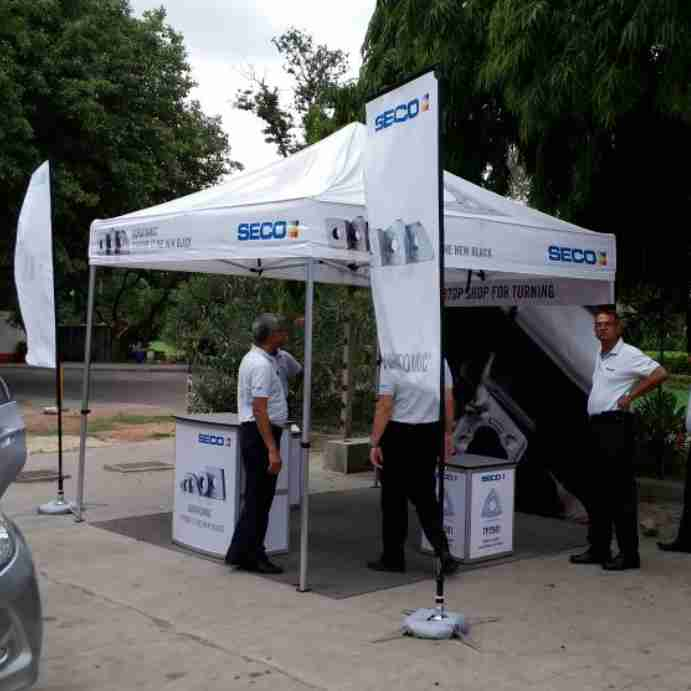 Seco Tools Brand Activation