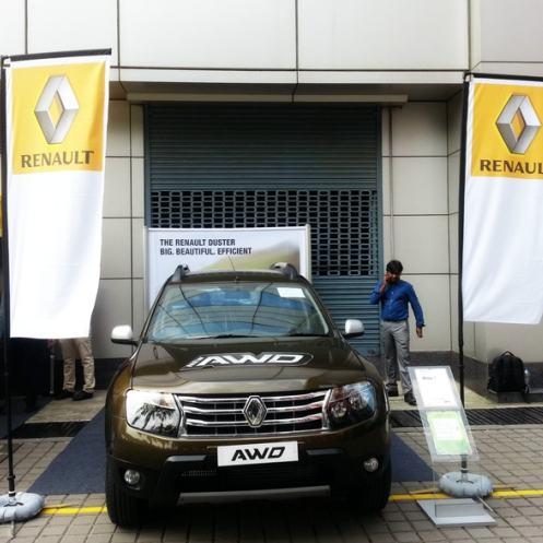 Renault Brand Activation