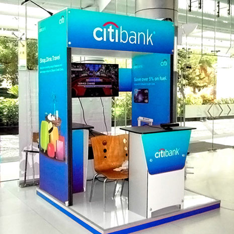 Citibank Activation Kits