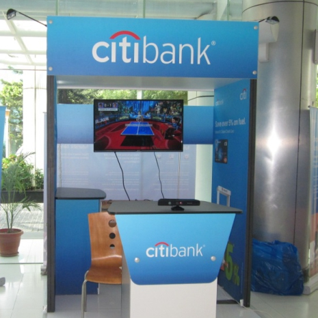 Citibank Brand Activation Kits