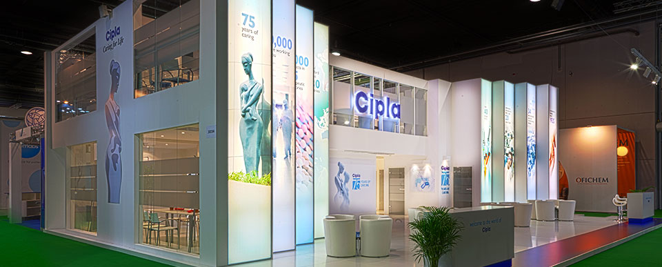 Exhibition Stall Fabricators In Ahmedabad : Exhibition stall designer in ahmedabad and design
